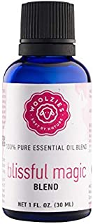 Woolzies 100% Pure & Natural Blissful Magic Essential Oil Blend   Promotes Feelings of Cheerfulness and Happiness, Counter...