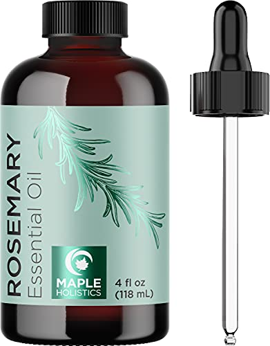 Undiluted Rosemary Essential Oil wi…