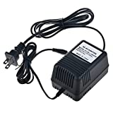 HISPD AC6V AC Adapter for Motorola Model No.: UA-0603 DECT 6.0 Digital Cordless Phone Telephone Handset Charging Cradle Dock 6VAC SIL ITE Class 2 Power Supply Cord Cable (ONLY for Motorola Phone)