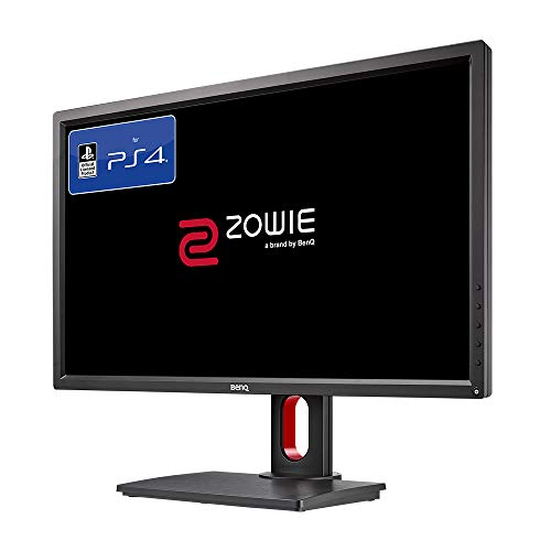 "BenQ ZOWIE RL2755T 27"" Console e-Sports Gaming Monitor (Officially Licensed for PS4/PS4 Pro), 1 ms, FHD, Senza Lag, Regolabile in Altezza, Dark Grey"