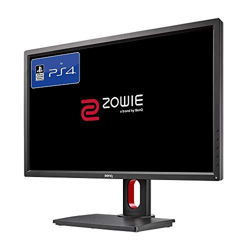 BenQ ZOWIE RL2755T 68,58 cm (27 Zoll) Konsolen e-Sports Gaming Monitor (offiziell lizensiert für PS4/PS4 Pro, Höhenverstellung, 1ms Reaktionszeit) grau