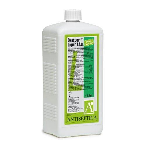 Antiseptica gebrauchsfertiges Flächendesinfektionsmittel Descogen r.f.u, 1 Liter