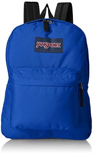 JanSport Superbreak Backpack, Regal Blue