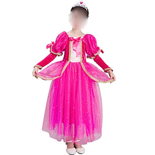Zhao Li Frozen Meisje Prinses Jurk Kostuum Jurk Kinderen Mouwloos Europese Stijl Jurk Baby Fairy/Roze
