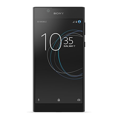 Sony Xperia L1 G3313 16GB Unlocked GSM Quad-Core Android Phone - Black