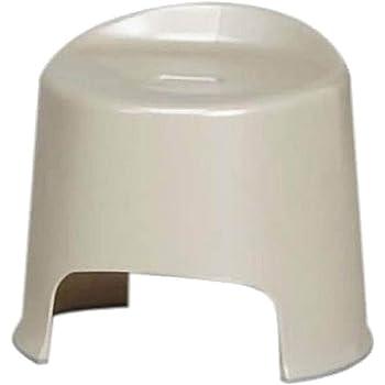 アイリスオーヤマ 風呂椅子 バスチェア 座面36㎝ 抗菌 防カビ 撥水 パールベージュ お風呂 椅子 BI-300AG