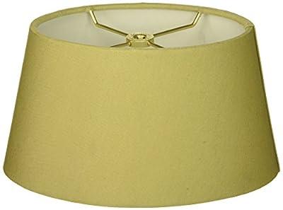 Royal Designs Shallow Oval Hardback Lamp Shade