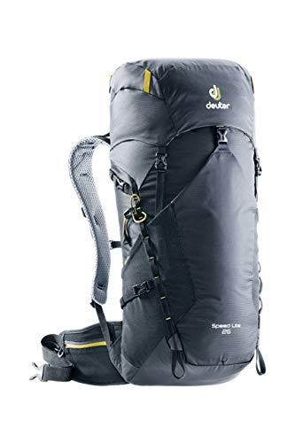 Deuter Unisex Speed Lite 26 Rucksack, Black, 63 x 27 x 22 cm