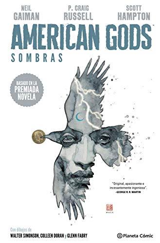 American Gods Sombras (tomo) nº 01/03: 5 (BIBLIOTECA NEIL GAIMAN)