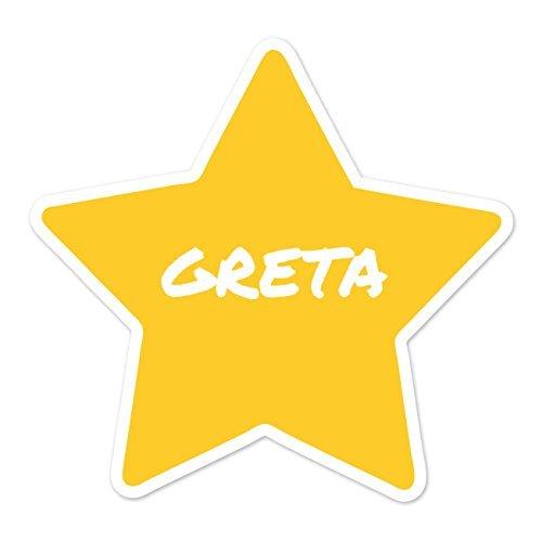 JOllify Sticker - Greta - 10cm - Design: Stern