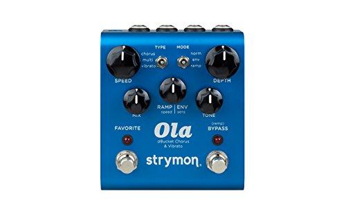 [国内正規品]Strymon:Ola Chorus (ストライモン:オーラ・コーラス)