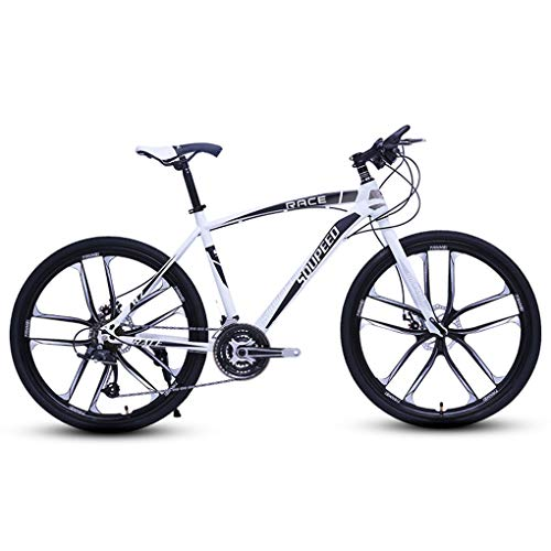 QJ MTB 27 26In Velocidad De Estudiantes Jóvenes Luz De Bicicletas De...