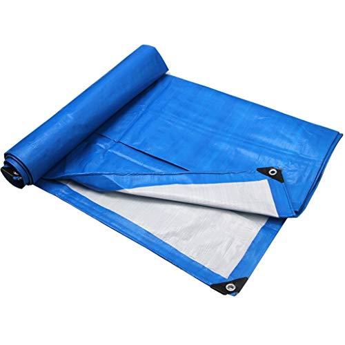 AI LI WEI dekzeil polyethyleen gecoate outdoor regendicht en geoxideerde luifel caravan isolatie 180g / M2, 10 maten te kiezen uit dekzeil