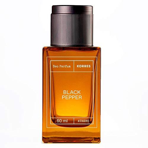 Black Pepper Deo Parfum 50ml, Korres
