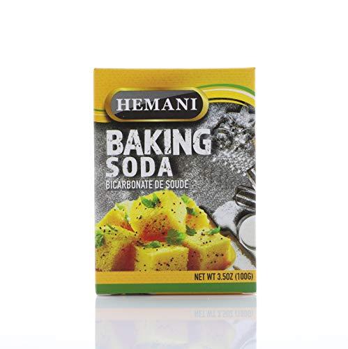 Baking Soda - Sodium Bicarbonate 3.5 OZ (100g) - for Baking & Cleaning