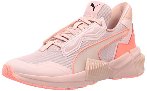 PUMA Provoke XT Pearl Damen Trainingsschuhe Peachskin-NRGY Peach-Black UK 3.5_Adults_FR 36