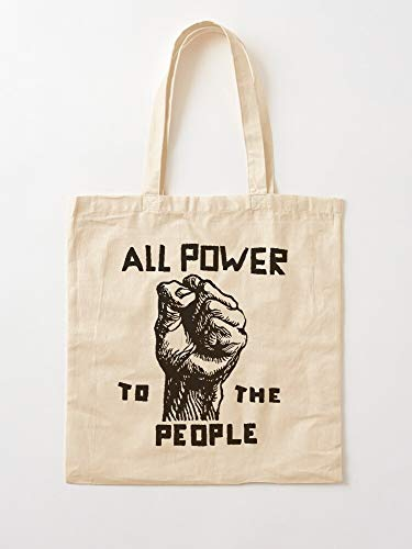Party States Revolutionary Bpp For Self Defense Socialist Nationalist Organization Panther United Black Tote Cotton Very Bag | Bolsas de supermercado de lona Bolsas de mano con asas Bolsas d