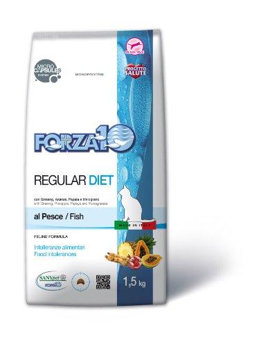 Forza 10 – Regular Diet Gato – Pescado 1,5 kg
