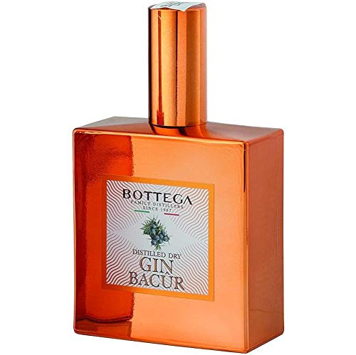 BOTTEGA DRY GIN BACUR spry 10 cl