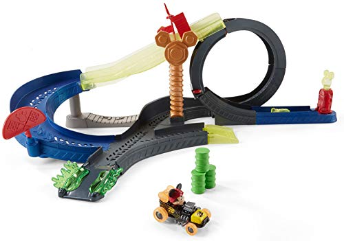 Image of Fisher-Price Disney Mickey and The Roadster Racers Super Charged Mickey Drop & Loop Playset