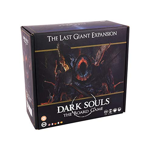 Dark Souls: The Board Game - The Last Giant Expansion, Multi-Colored