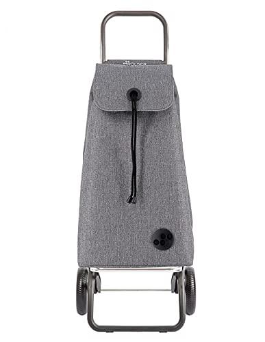 Poussette de marché Rolser I-Max Tweed 2 Roues - Gris