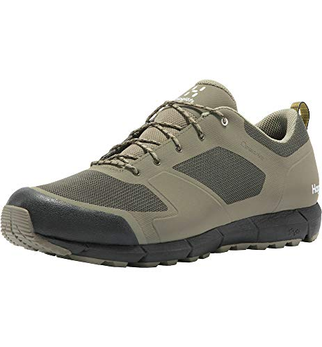 Haglöfs L.I.M Low Proof Eco, Zapatillas para Caminar Hombre, 3N3-Sagegreen, 43 1/3 EU