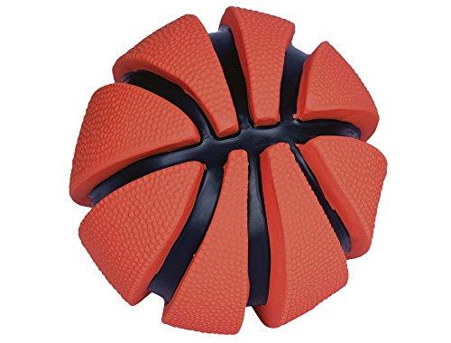 Nobby Ballon de Basket en Latex 14 cm