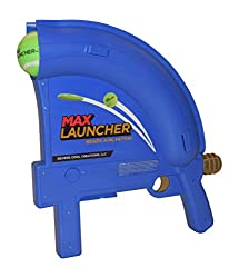 max dog ball launcher - best tennis ball launcher for dogs
