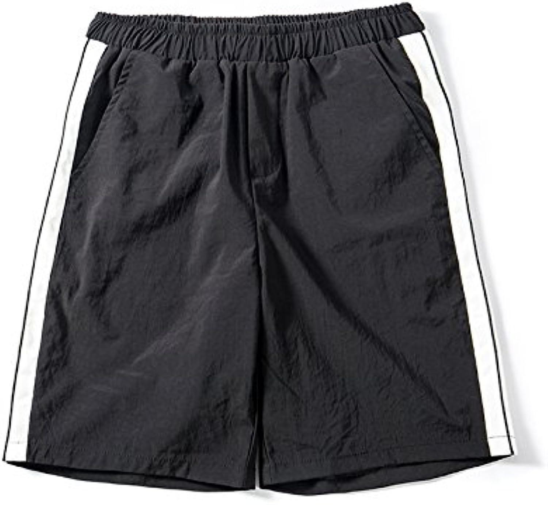 Hai Hai Shorts Men's Shorts Summer Casual Pants Loose Couple Beach Pants Beach Pants Beach Vacation Summer Five Pants