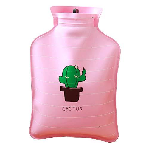 Mini Hot Water Bag Multifunctionele, Ontwerp Cartoon Kruiken, Fysiologische Cadeaus voor kinderen, Warm aceessories,2