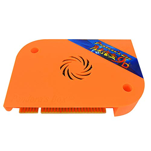 BLEE Arcade Game Box 9D 2500 in 1 with 10 3D Games Arcade