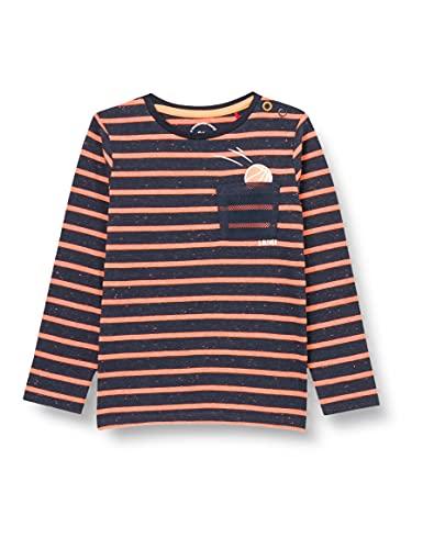 s.Oliver Junior Baby-Jungen 405.10.103.12.130.2060124 T-Shirt, 59H5, 80