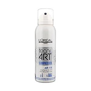 L'Oreal Tecni Art Fix Anti Frizz Spray Tamaño Comprimido - 125 ml
