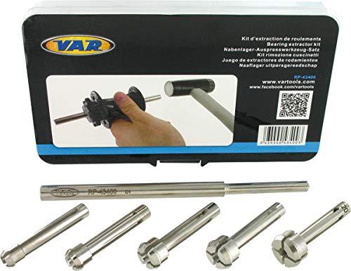 Var VR43400 - Extractor Rodamiento Buje De12 A17mm