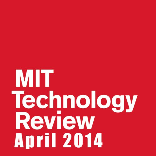 Audible Technology Review, April 2014 audiobook cover art