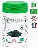 Spiruline bio | 60 comprimés | Complément alimentaire | Energie Anti Fatigue Fer BCAA | Bioptimal - nutrition naturelle | Fabriqué en France | Certifié par Ecocert | Satisfait ou Remboursé 30 jours …
