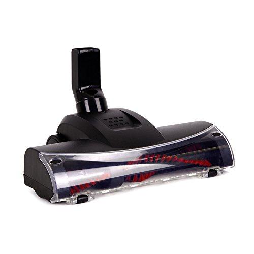 Duronic VC8TB Turbobürste für den Duronic VC8 /BK Staubsauger - Zusatzbürste zur besonders effizienten und schnellen Reinigung