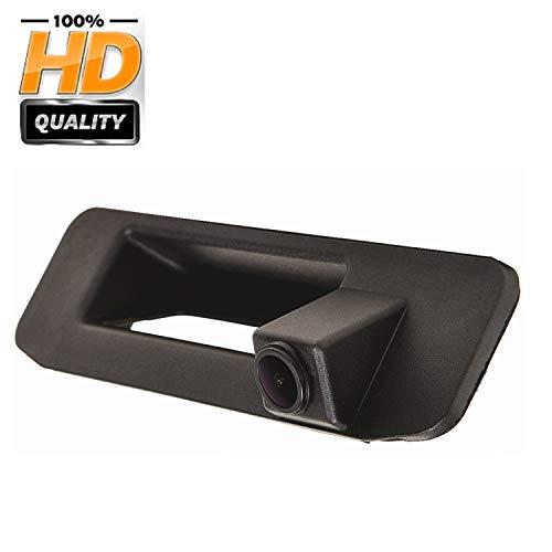 Telecamera 170° HD 1280 x 720 Pixel 1000 TV Line, impermeabile, visione notturna, sistema di parcheggio, luce targa per MB Mercedes W176 C117 X166 W166 X156 X253