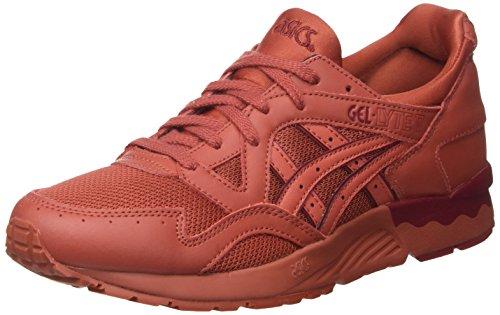 Asics Herren Gel-Lyte V Sneaker , Rot Tandori Spice, 39 EU