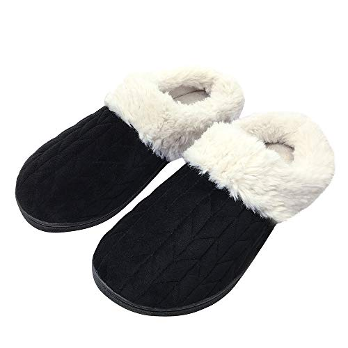 Frauen Tier Einhorn Slipper Flush Warm Comfy Indoor Rutschfeste Slipper