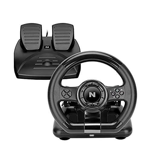 NiTHO Drive Pro V20 Racing Wheel & Pedal Set (PS4)