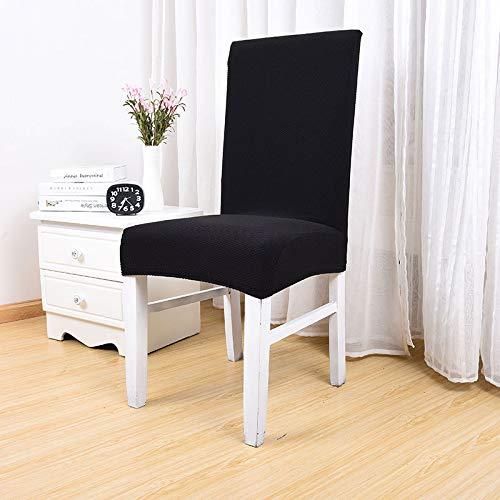 DOUYA stoelhoes, fauteuil, wasbaar Verwijderbaar, Home DecorGebreide rooster ademende elastische stoelhoezen doek Siamese universele hotel restaurant