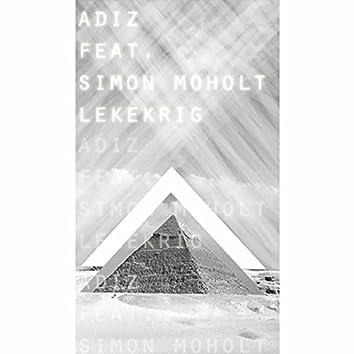 Lekekrig (feat. Simon Moholt)