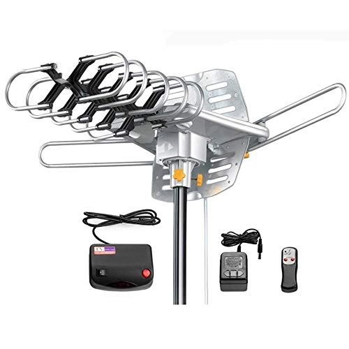 Top 10 Outdoor Hdtv Antennas Of 2020 Best Reviews Guide Which elements on the boom of the rca ant751 are for uhf and vhf high reception? top 10 outdoor hdtv antennas of 2020