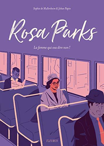Rosa Parks: Mayi amene adalimbikira kunena kuti ayi!