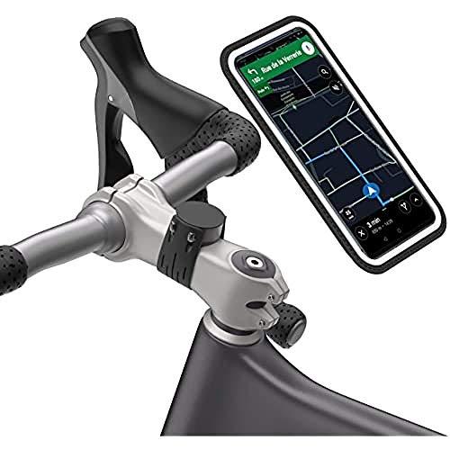 Shapeheart - Soporte Móvil Magnético para Bici, Talla XL, para Teléfono hasta 16.8 cm.