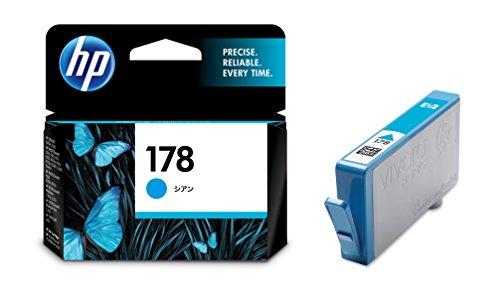 ヒューレット・パッカード HP 178インクカートリッジ シアン