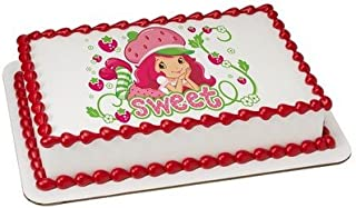Strawberry Shortcake Licensed Edible Cake Topper #8332