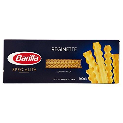 Barilla - Reginette Napoletane, Pasta di Semola di Grano Duro - 12 pezzi da 500 g [6 kg]